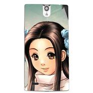 Snooky 47830 Digital Print Mobile Skin Sticker For Xolo Q1010i - Multicolour