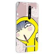 Snooky 48527 Digital Print Mobile Skin Sticker For Lava Iris 503 - Multicolour