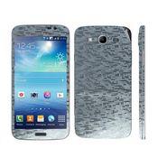 Snooky 18272 Mobile Skin Sticker For Samsung Galaxy Mega 5.8 Gt - Silver