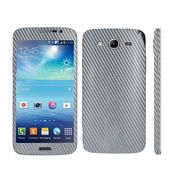 Snooky 18275 Mobile Skin Sticker For Samsung Galaxy Mega 5.8 Gt - Silver