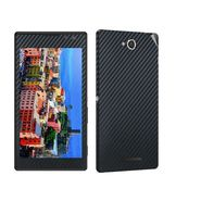 Snooky 18744 Mobile Skin Sticker For Sony Xperia C / S39h - Black