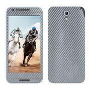 Snooky 20628 Mobile Skin Sticker For HTC Desire 820 - silver
