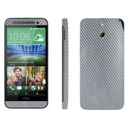 Snooky 20635 Mobile Skin Sticker For HTC One E8 - silver