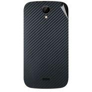 Snooky 43231 Mobile Skin Sticker For Intex Aqua i3 - Black