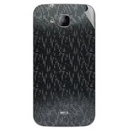 Snooky 43320 Mobile Skin Sticker For Intex Aqua N2 - Black