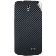 Snooky 43495 Mobile Skin Sticker For Intex Aqua SUPERB - Black