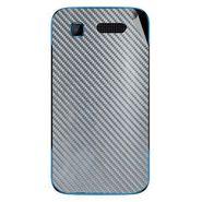 Snooky 43530 Mobile Skin Sticker For Intex Aqua T3 - silver