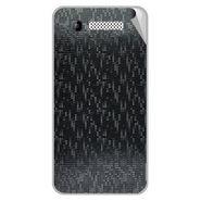 Snooky 43584 Mobile Skin Sticker For Intex Cloud Y11 - Black