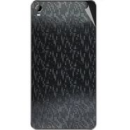 Snooky 44112 Mobile Skin Sticker For Micromax Canvas Fire2 A104 - Black