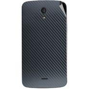 Snooky 44503 Mobile Skin Sticker For Xolo Omega 5.0 - Black