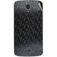 Snooky 44508 Mobile Skin Sticker For Xolo Omega 5.0 - Black