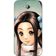 Snooky 45975 Digital Print Mobile Skin Sticker For Micromax Bolt A089 - Multicolour