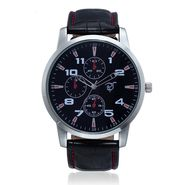 Rico Sordi Analog Round Dial Watch_Rwl42 - Black