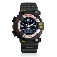 Rico Sordi Analog Round Dial Watch_Sport48 - Multicolor