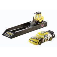 Mattel Disney Pixar CARS PIT CREW LAUNCHERS Leakless No. 52  - Y7886