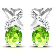Ag Real Diamond Nidhi Earrings_Agge030w