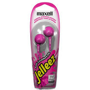 Maxell EBBL Jelleez Earbubs - Pink
