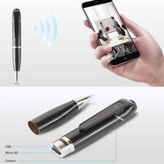 SPY WIFI WIRELESS PEN CAMERA - CODE 338