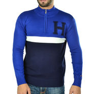 Branded Cotton High Neck Sweaters_Os11
