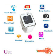 UNI N7100 Smart Watch - White
