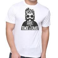 Oh Fish Graphic Printed Tshirt_Ddmasms