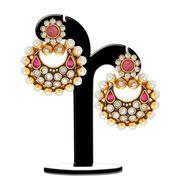Spargz Brass Metal Earring_Aier341