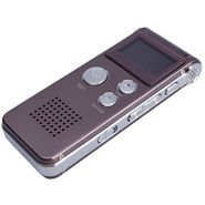 ZINGALALAA Mini 4GB Digital Rechargeable Cellphone Telephone Sound Voice Recorder With MP3 Player Support MP3 WMA MP1 MP2 Format