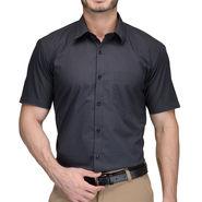Being Fab Cotton Formal Shirt_Bfs30 - Dark Grey