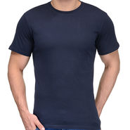 Rico Sordi 100% Cotton Tshirt For Men_Rnt012 - Blue
