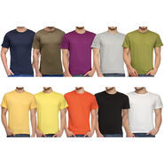 Pack of 10 Rico Sordi 100% Cotton Tshirts For Men_Rsd1110