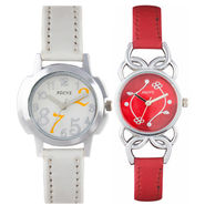 Pack of 2 Adine Wrist Watch For Women_AD50003