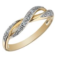 Ag Real Diamond Manipur Ring_ AGSR0251