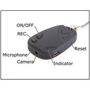 Spy Keychain Camera Code 002