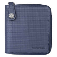 Fastrack Leather Wallets For Men_C0387lbl01 - Blue
