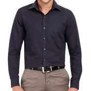 Copperline 100% Cotton Shirt For Men_CPL1212 - Blue