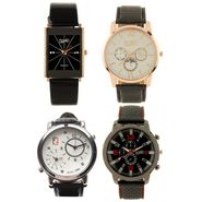 Fidato Pack of 4 Watches For Men_Fdmwc03