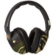Skullcandy S6SCGY 366 Crusher Over Ear Headphones (Orange)