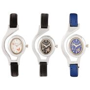 Pack of 3 Adine Analog Wrist Watches For Women_Combo01
