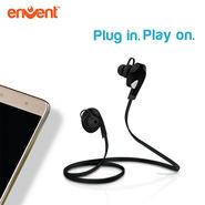 LiveTune Bluetooth Earphone With Mic (Black)