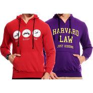 Pack of 2 Good Karma Full Sleeves Sweatshirts For Men_Skh2326
