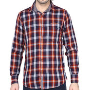 Crosscreek Full Sleeves Cotton Shirt For Men_1130304 - Multicolor