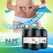 INLIFE Noni Juice Concentrate with Garcinia Cambogia & Aloe Vera (1 Litre)