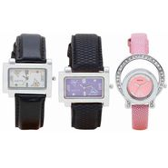 Combo of 3 Adine Women Wrist Watch_Ad20003