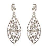 Urthn Pretty Ovel Shape Earrings_1301631