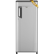 Whirlpool 205 Icemagic Classic Plus Direct Cool Refrigerator (190L:5Star) - Silver Metallic