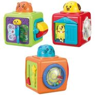 Winfun Stack N Play Activity Bloks-0613-Nl