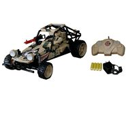 RC Off Roader Desert Racing Buggy - Brown