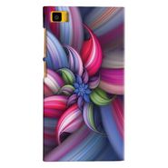 Snooky Digital Print Hard Back Case Cover For Xiaomi Mi3 Td11954