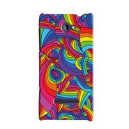 Snooky Digital Print Hard Back Case Cover For Htc 8s A620e Td12012