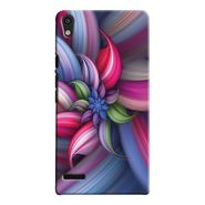 Snooky Digital Print Hard Back Case Cover For Huawei Ascend P6 Td12033